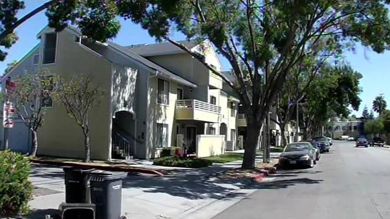 FILE - Bay Area apartments are seen in this undated image.