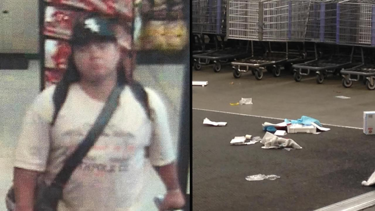 male suspect who stabbed 3 employees at the WinCo Foods