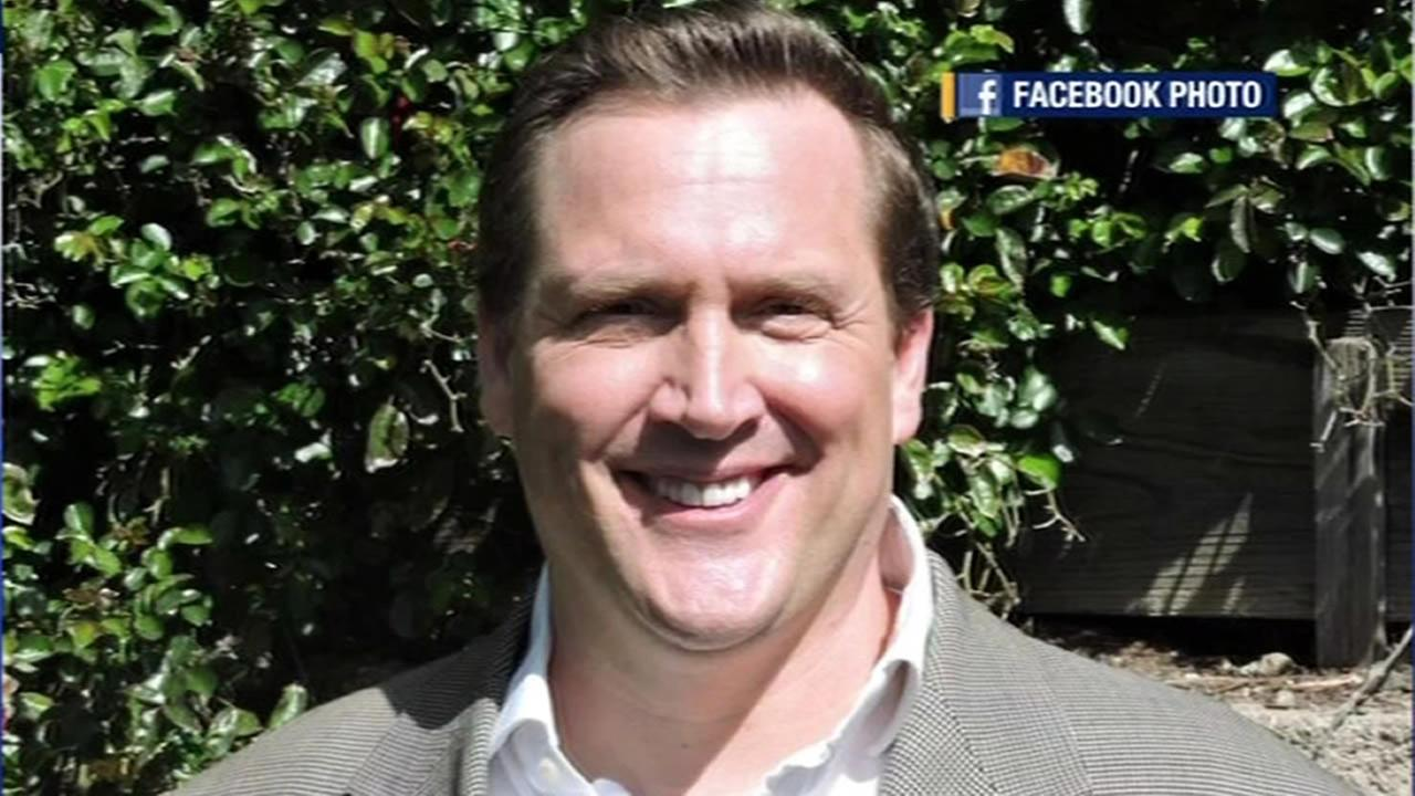 Police say 45-year-old Tim Aldrich was fatally stabbed by his stepson during a domestic violence situation in Fairfield, Calif. on Sunday, October 25, 2015.