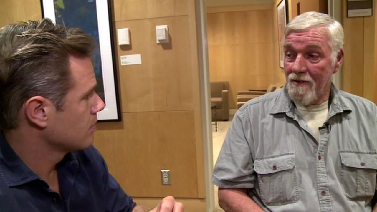 State Department contractor Terry Kemp sits down with ABC News reporter Alex Marquardt to share his story.