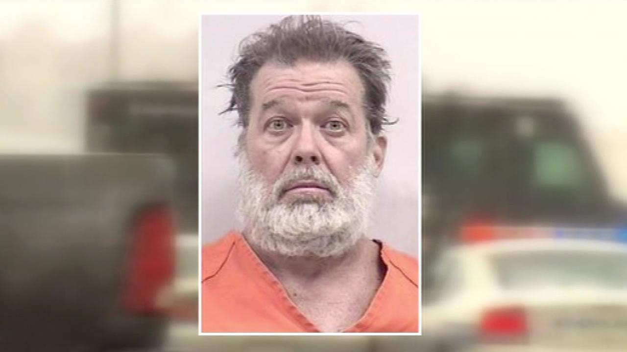 Robert L. Dear is the suspect in a deadly shooting at a Planned Parenthood in Colorado Springs.