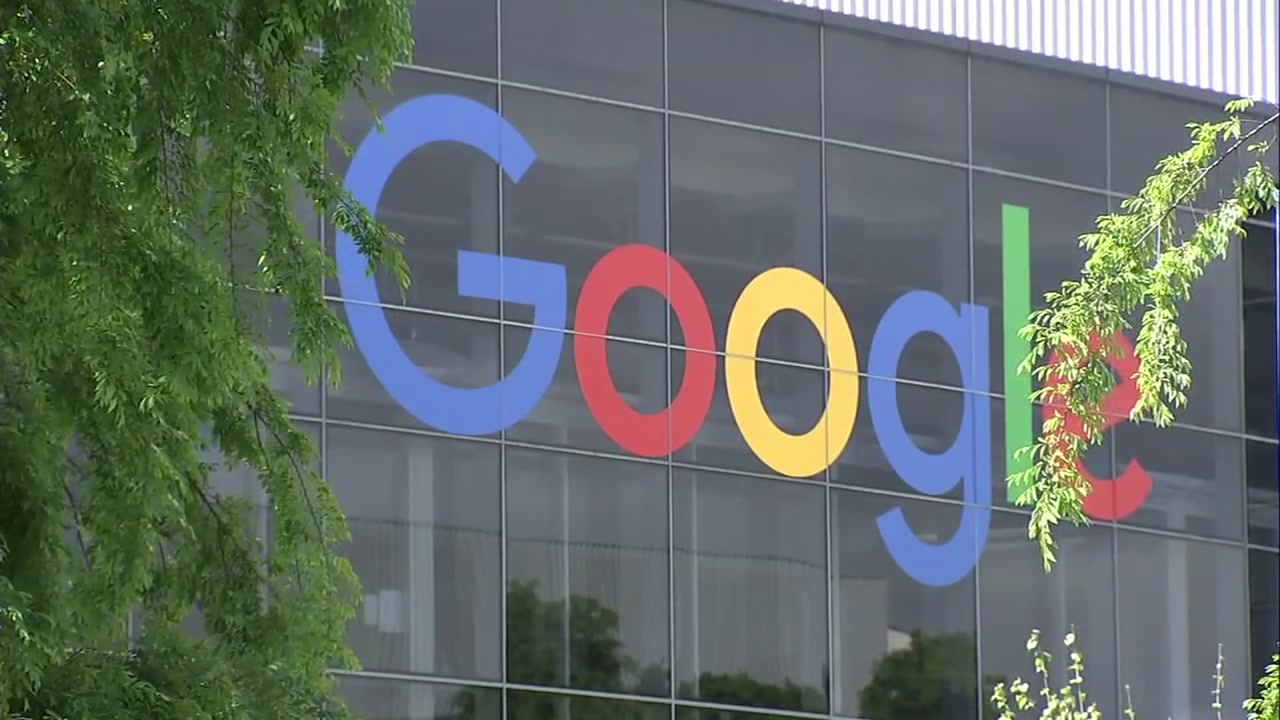 Google is pictured in Mountain View, Calif. on Wednesday, Nov. 7, 2018.
