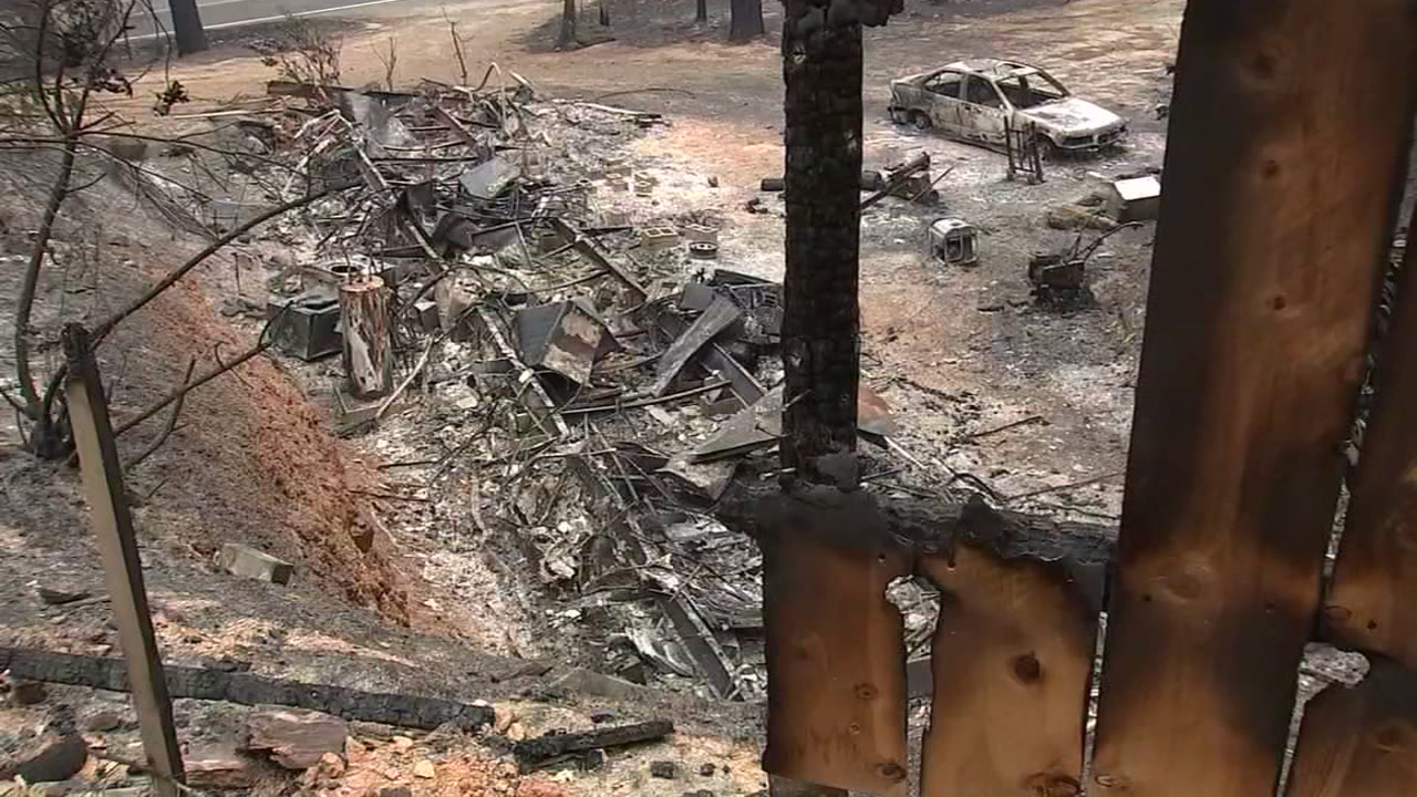 Throughout Butte County, the toll from the Camp Fire is mounting, a record number of people have been found dead and the search is far from over.