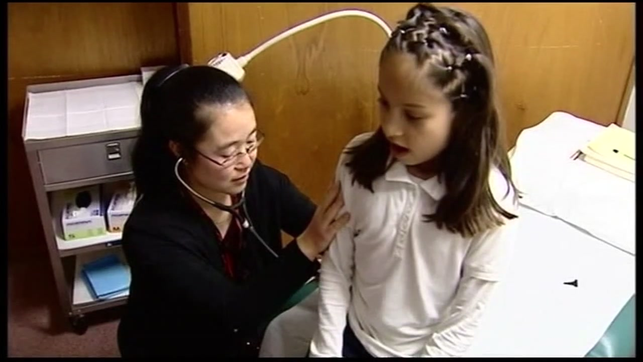 Poor air quality is causing the number of children with respiratory issues to double in some parts of the Bay Area.