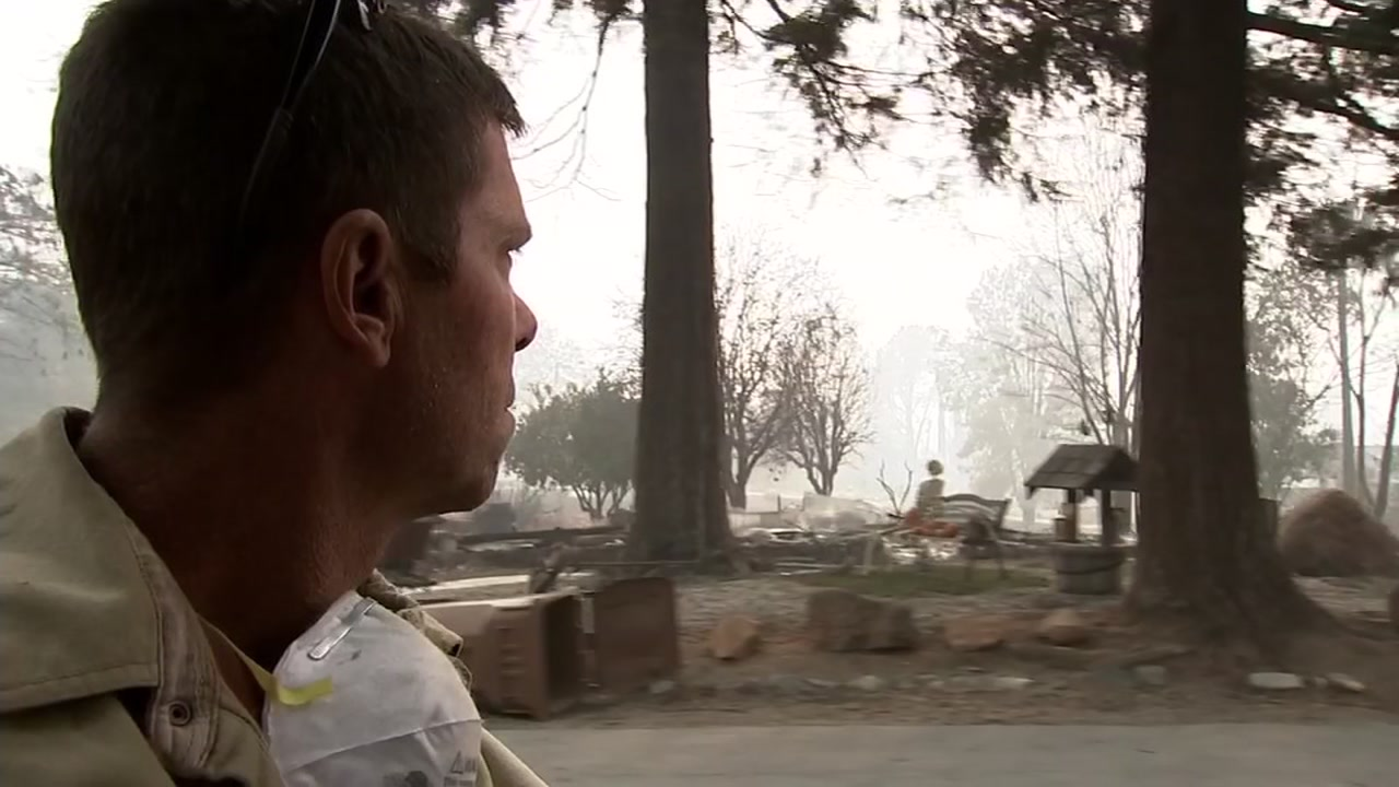 The grim task of locating and recovering human remains is ramping up in Paradise, Calif. and surrounding communities ravaged by the Camp Fire.