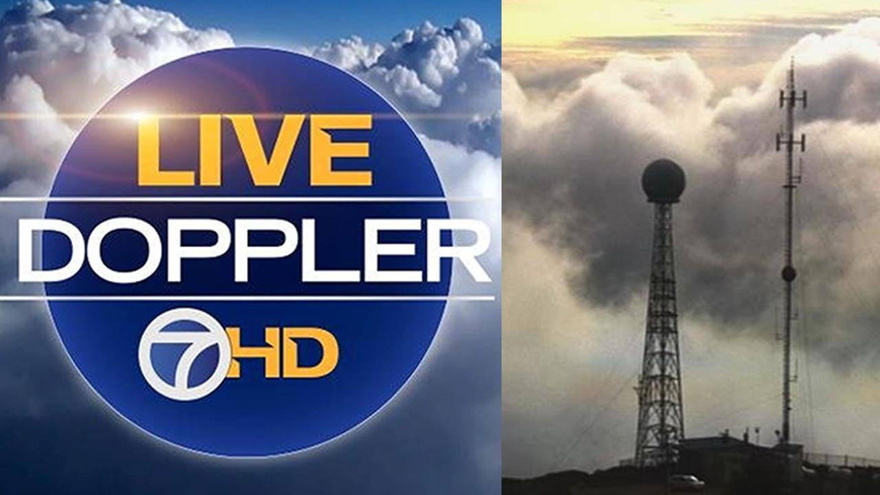 ABC7s LiveDoppler7HD logo on Twitter