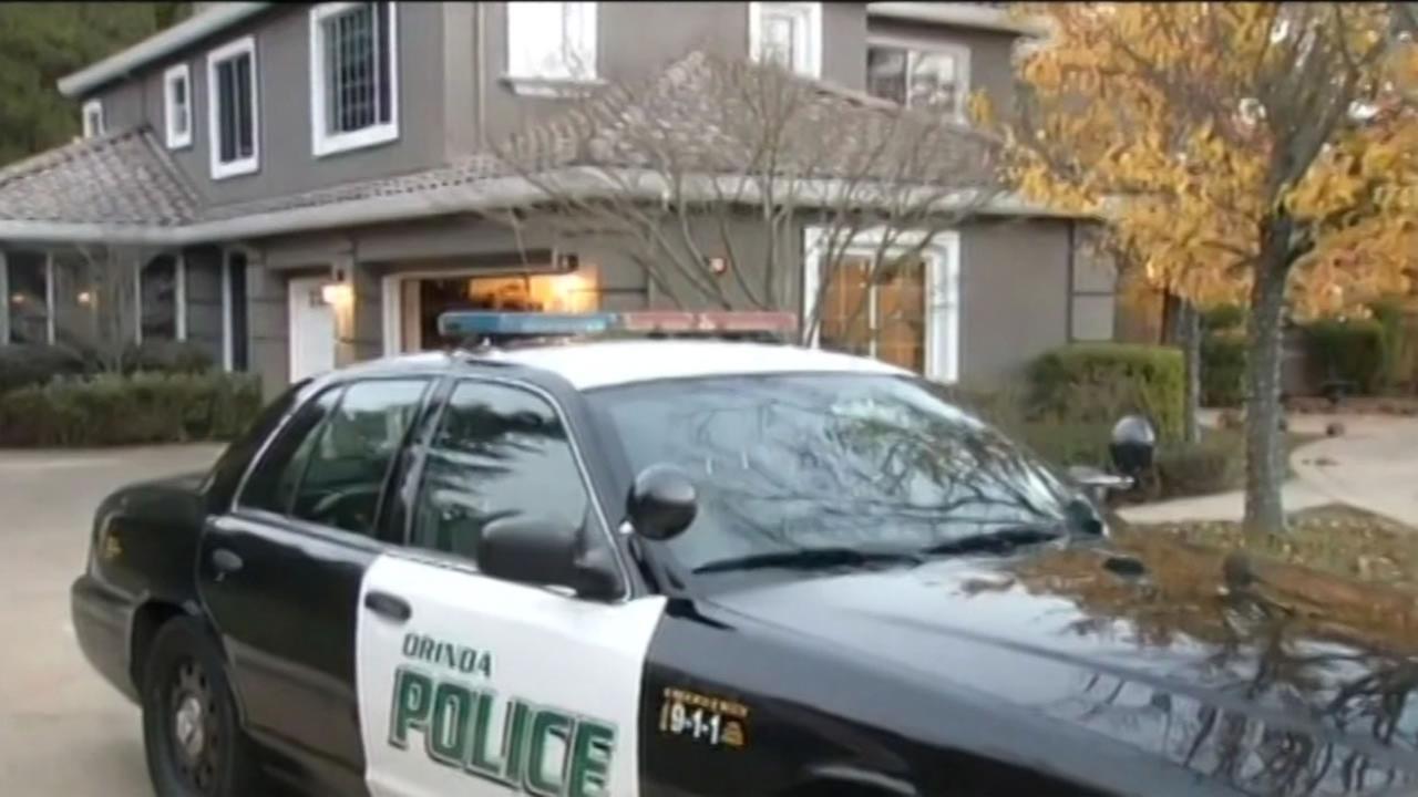 Orinda police are investigating a violent home invasion robbery Dec. 9, 2015.