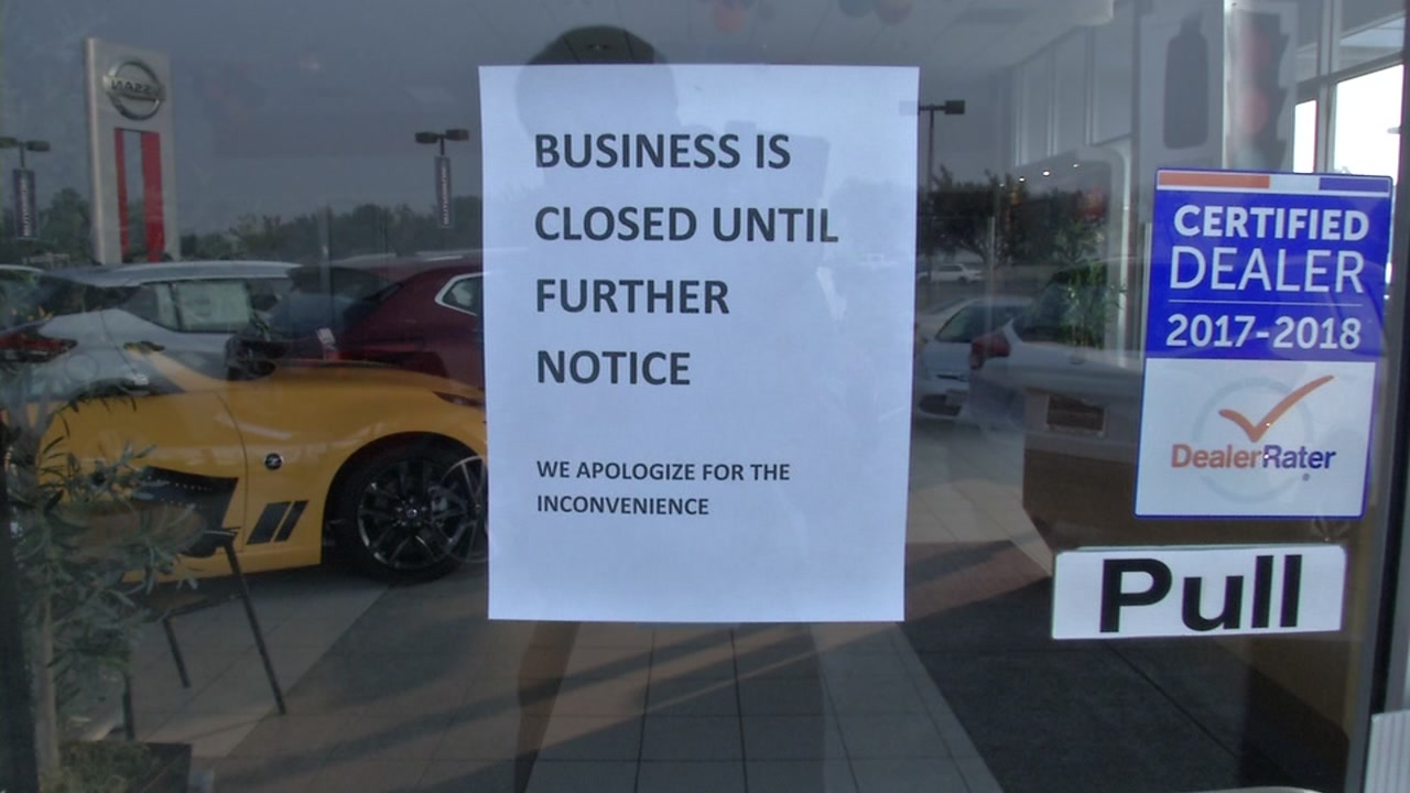 An 8th dealership has now closed in two Bay Area cities and customers are no closer to knowing w