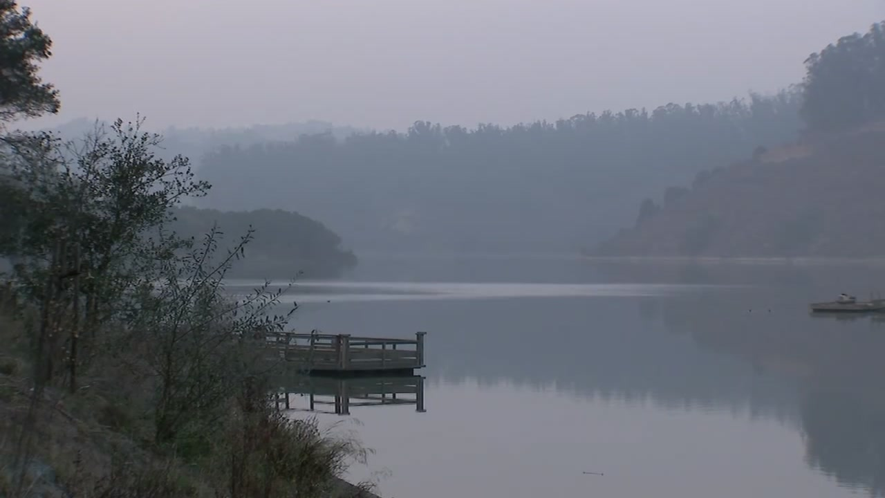 Particulate matter and ash from wildfires can contaminate soil, which can get into local water sources, like lakes and streams.