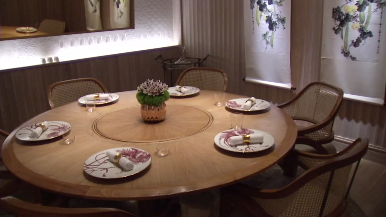 Michelin inspectors visited Eight Tables but it has not yet been awarded a star.