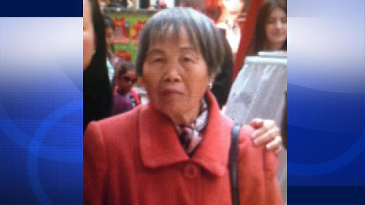 Li Yin Yan, 76, was fatally struck by two vehicles on Saturday, December 19, 2015 in San Jose, Calif.