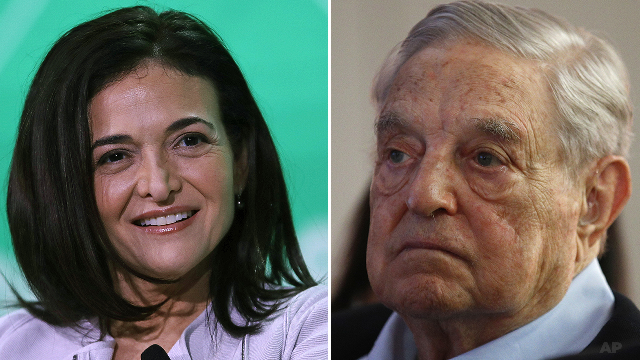Facebook is responding to a bombshell New York Times report which said COO Sheryl Sandberg asked her staff to dig up dirt on George Soros.