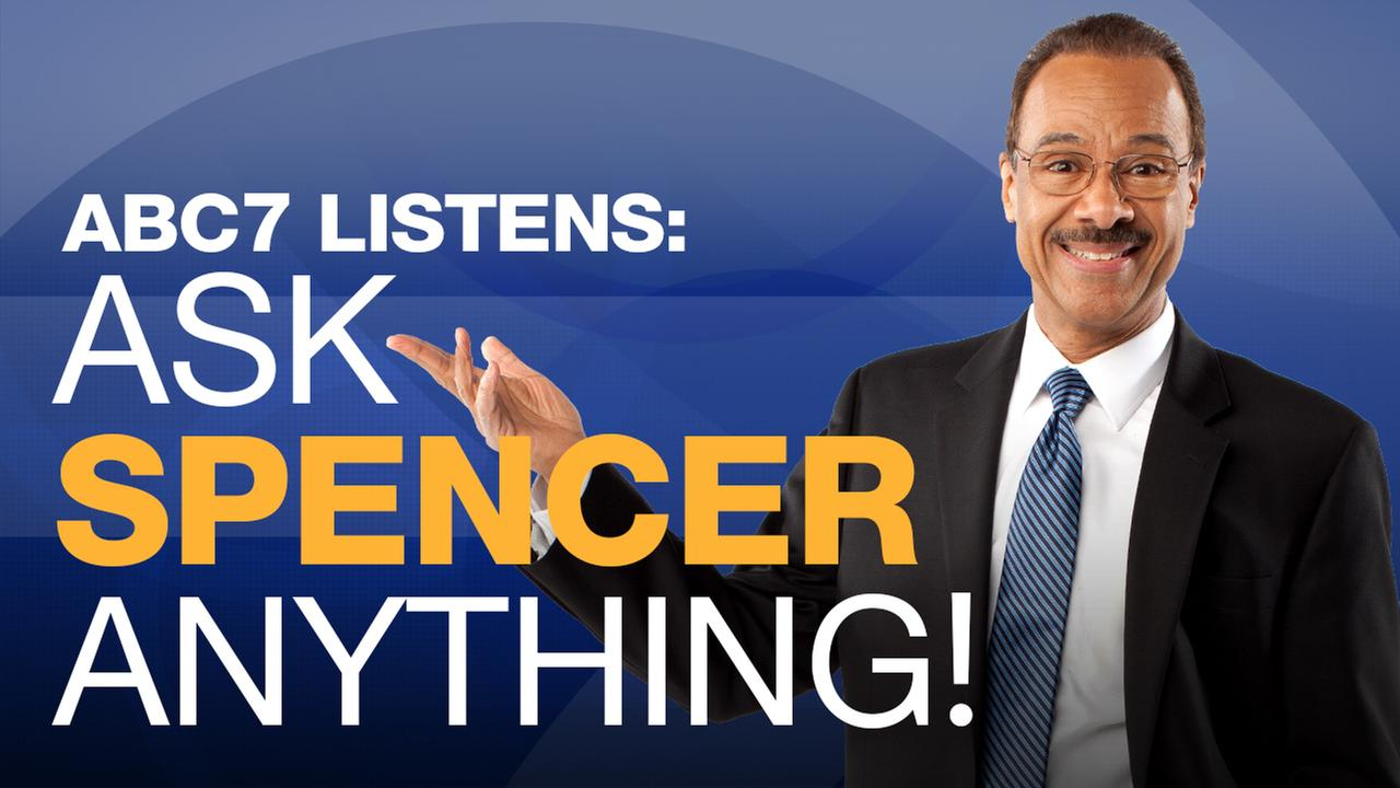 Ask Weather Anchor Spencer Christian anything