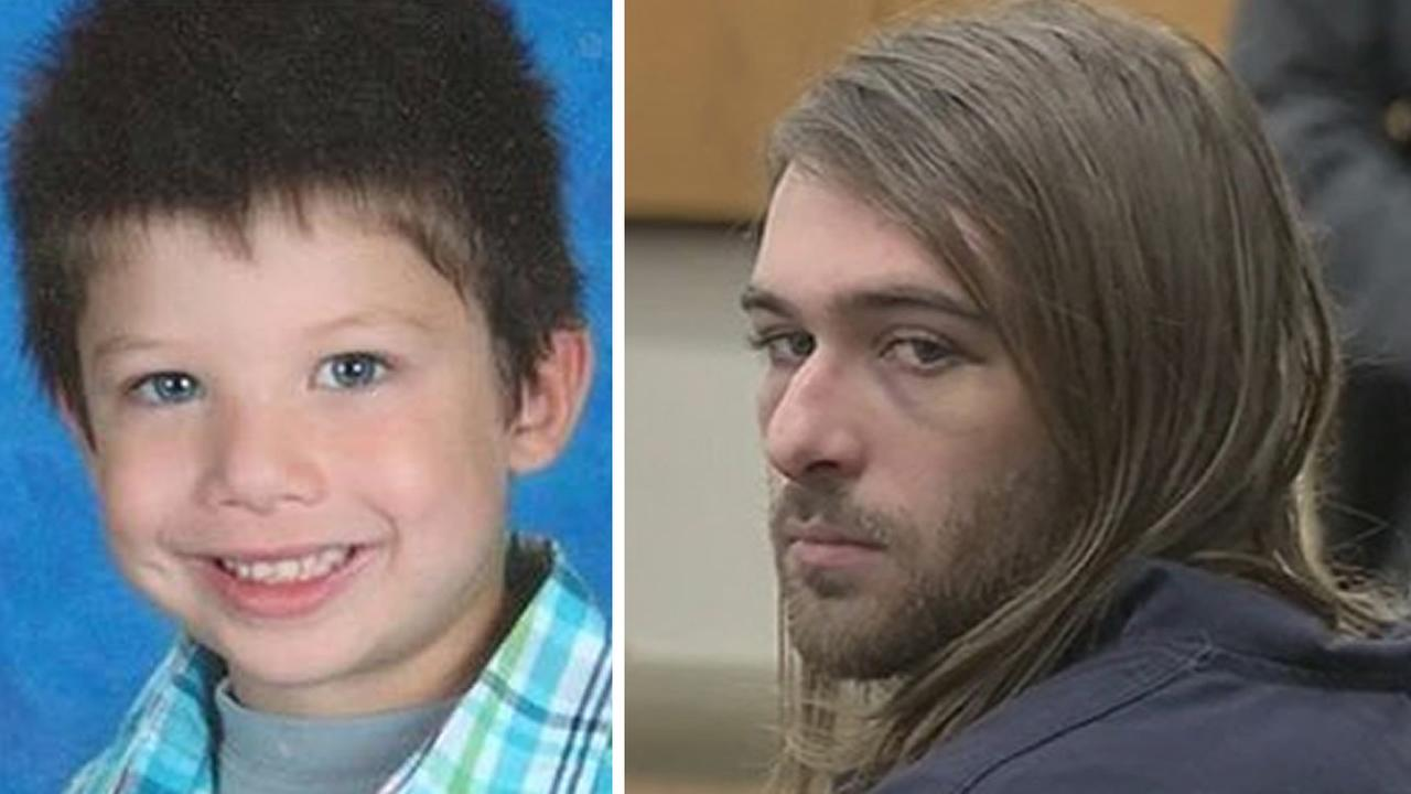 From left to right: 3-year-old Brendan Creato and 22-year-old David D.J. Creato Jr.