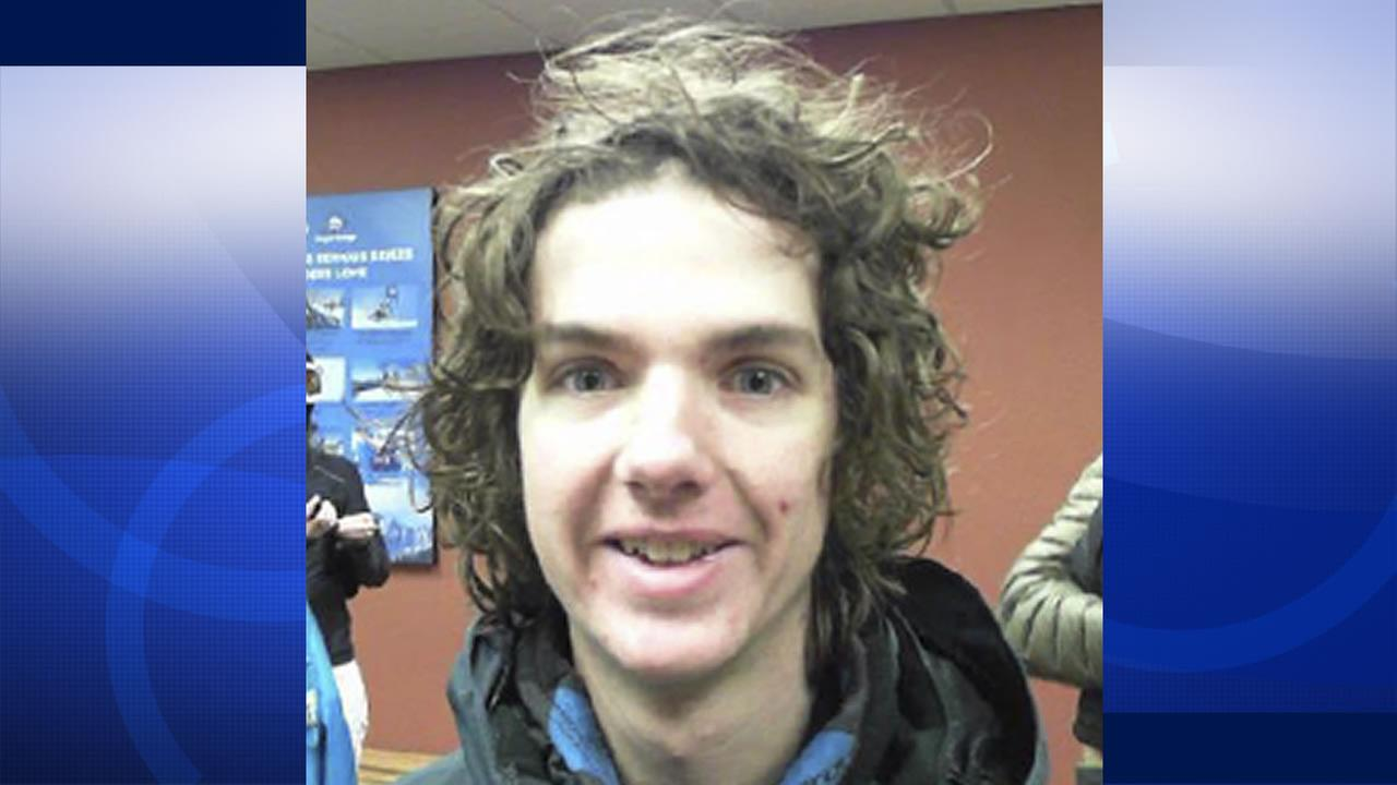 Ski instructor Carson May, 23, was last seen Thursday, Jan. 15 near Sugar Bowl Ski Resort in Truckee, Calif.