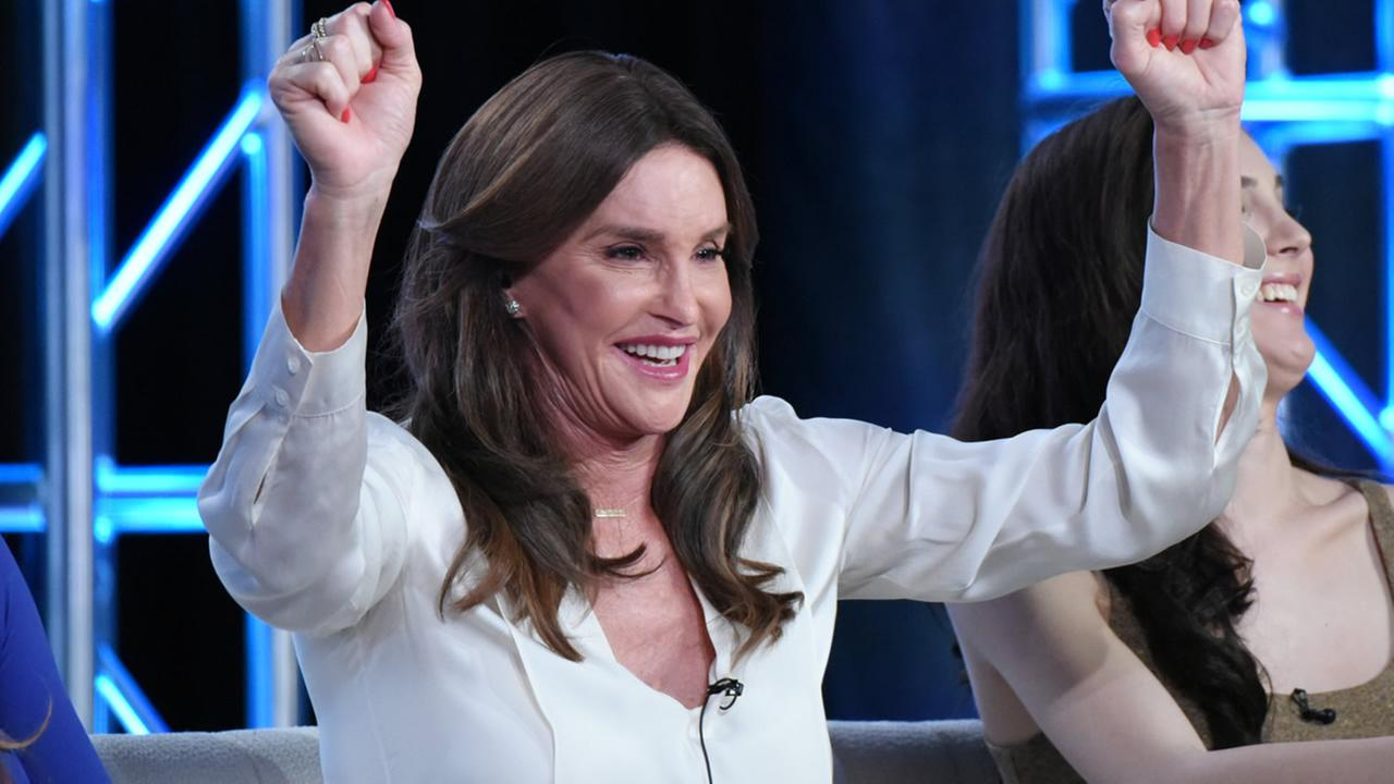 FILE: Caitlyn Jenner participates in E!s I Am Cait panel at the NBCUniversal Winter TCA on Thursday, Jan. 14, 2016, Pasadena, Calif.