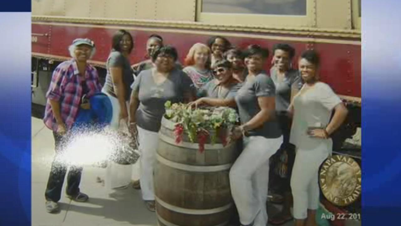 A group of women kicked off the Napa Valley Wine Train for allegedly being too loud,  have filed an $11 million lawsuit against the company.