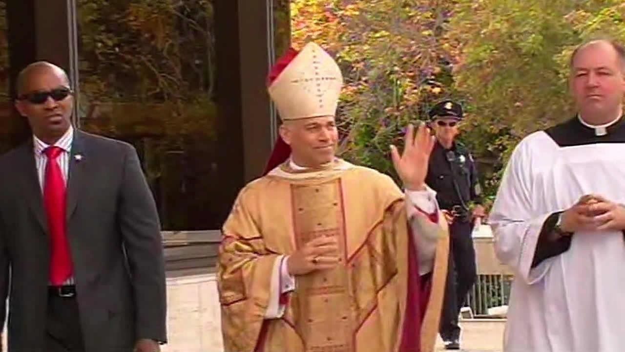 San Francisco Roman Catholic Archbishop Salvatore Cordileone