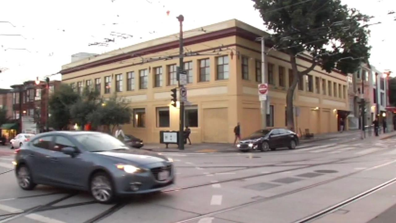 Sex offender rehab facility Sharper Future plans to move into this building on 100 Church Street in San Francisco.