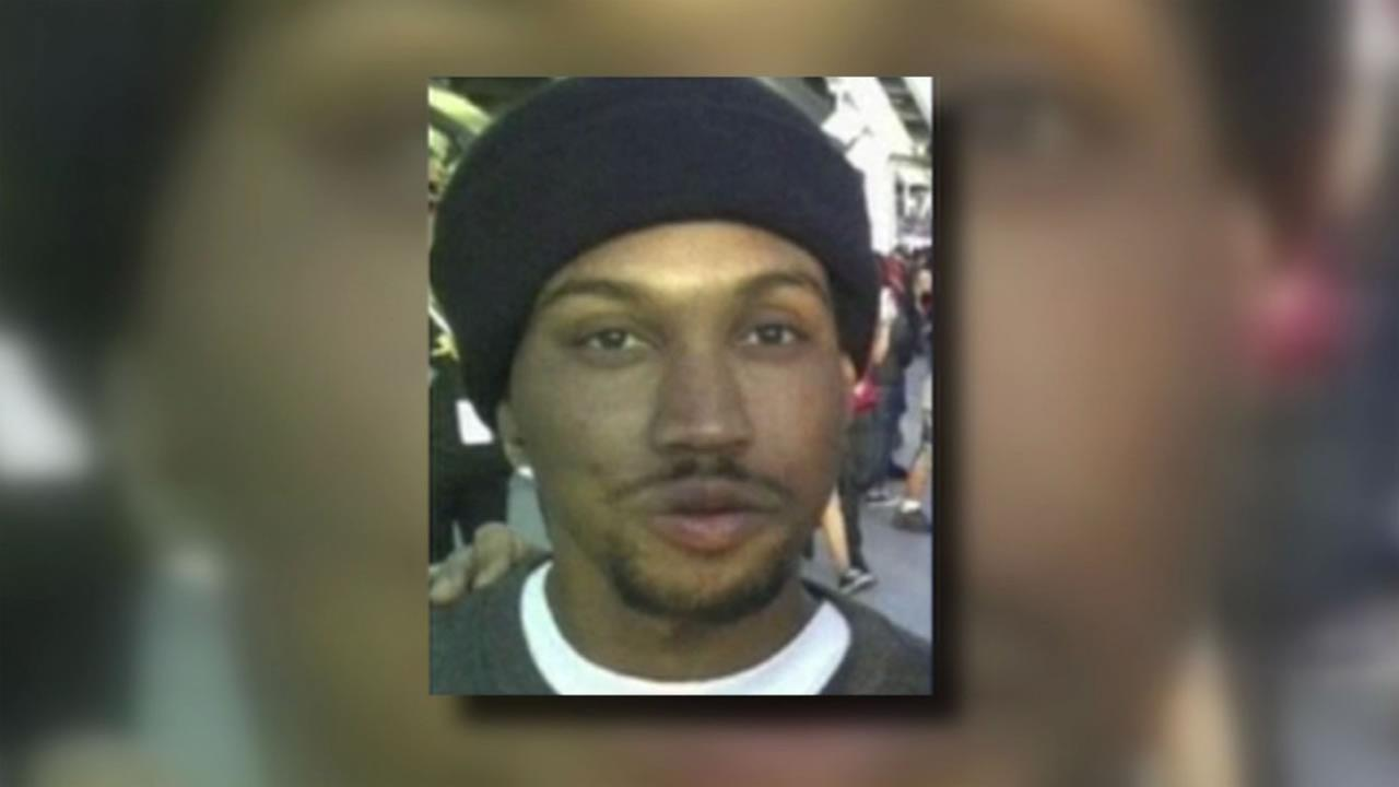 This image shows 26-year-old  Mario Woods who was shot by San Francisco police Dec. 2, 2015.
