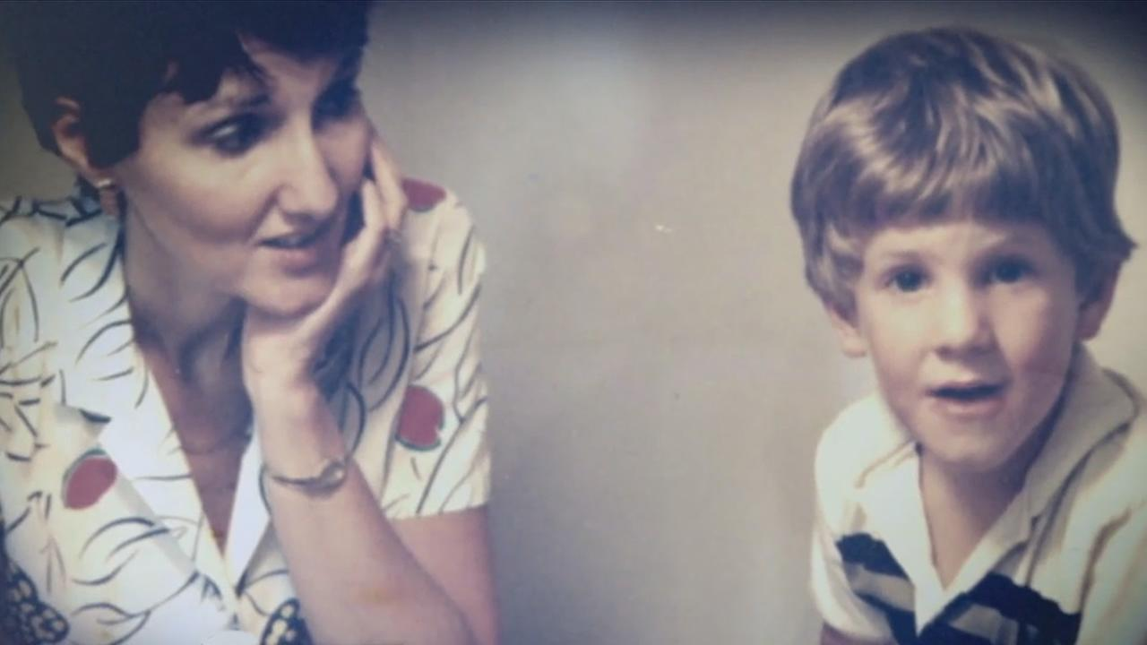 This undated image shows Sue and Dylan Klebold. Dylan and his friend shot and killed 13 people before taking their own lives on April 20, 1999 in Columbine, Colorado.