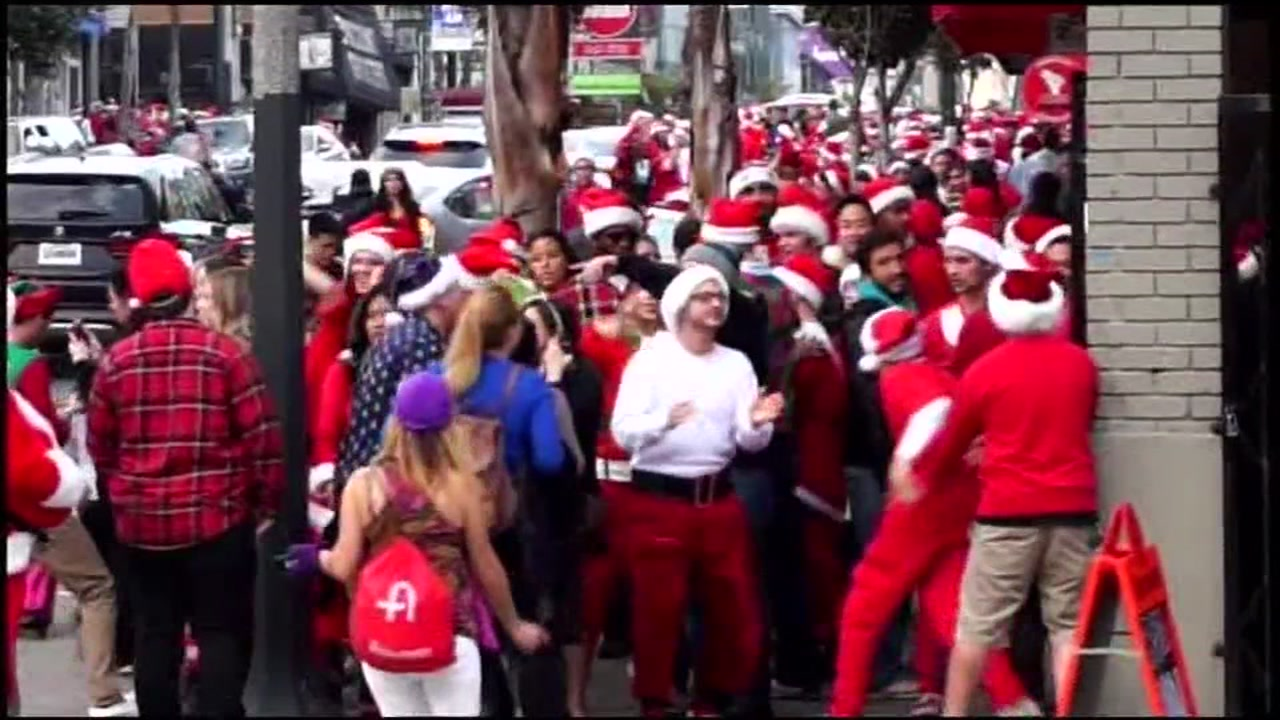 SantaCon is coming to town!