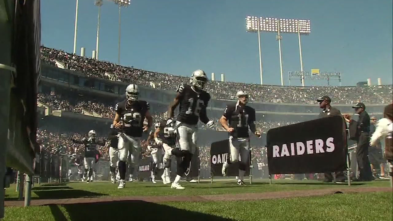 Oakland files lawsuit against the Raiders and the NFL - KGO-TV