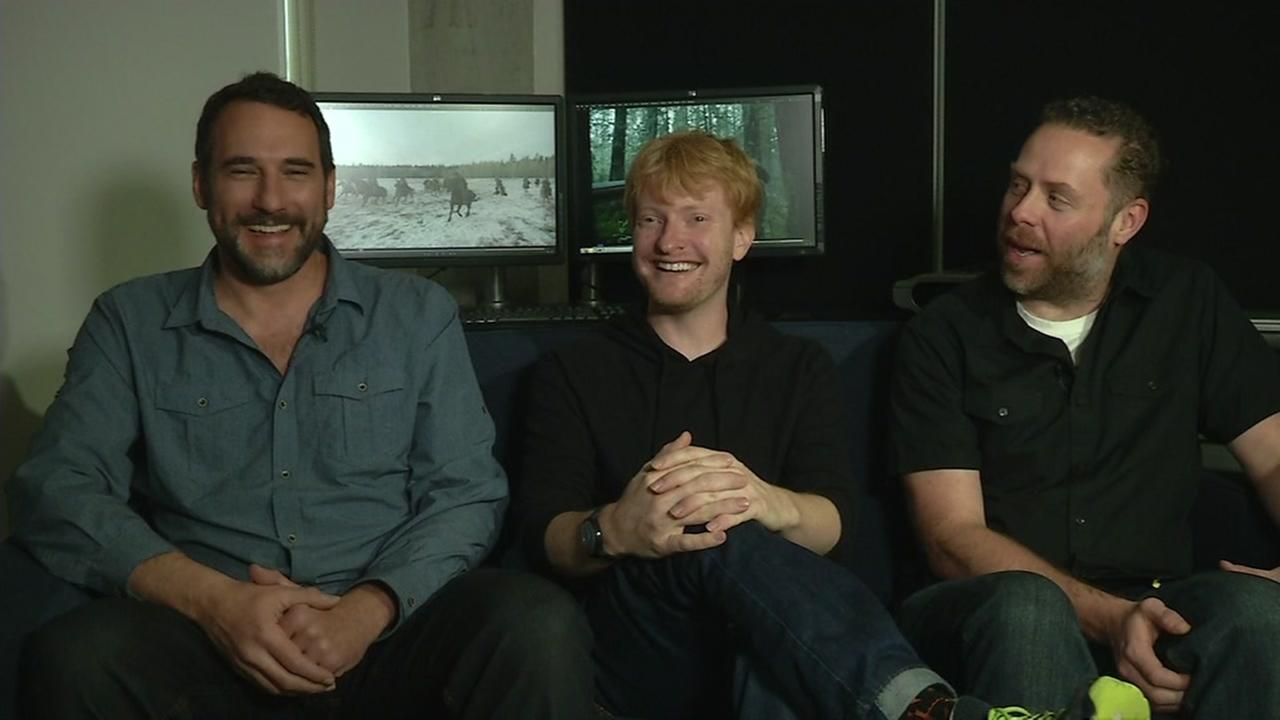 Rich McBridge, Matt Shumway and Jason Smith from ILM discuss their work on The Revenant.