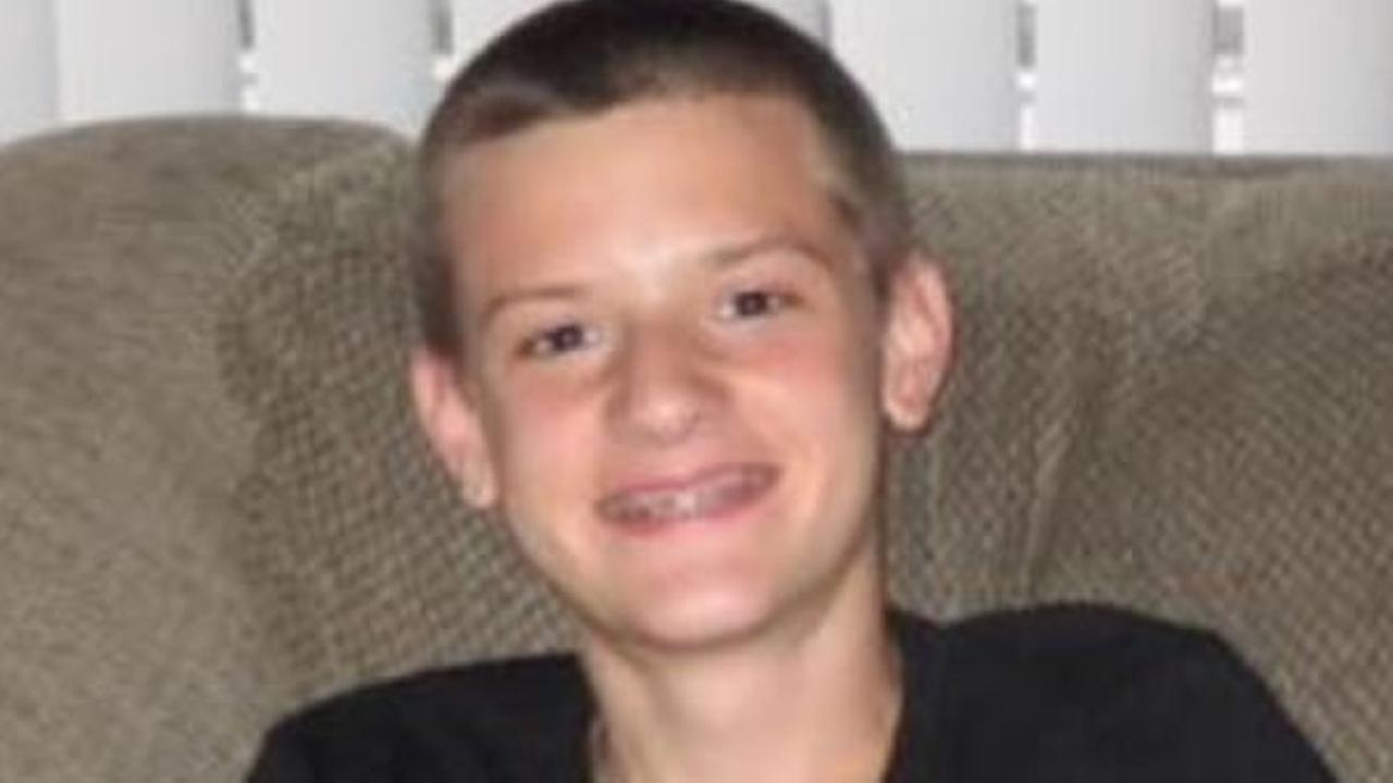 Police are searching for 13-year-old James Herrington, last seen in Rohnert Park, Calif. on Wednesday, February 24, 2016.
