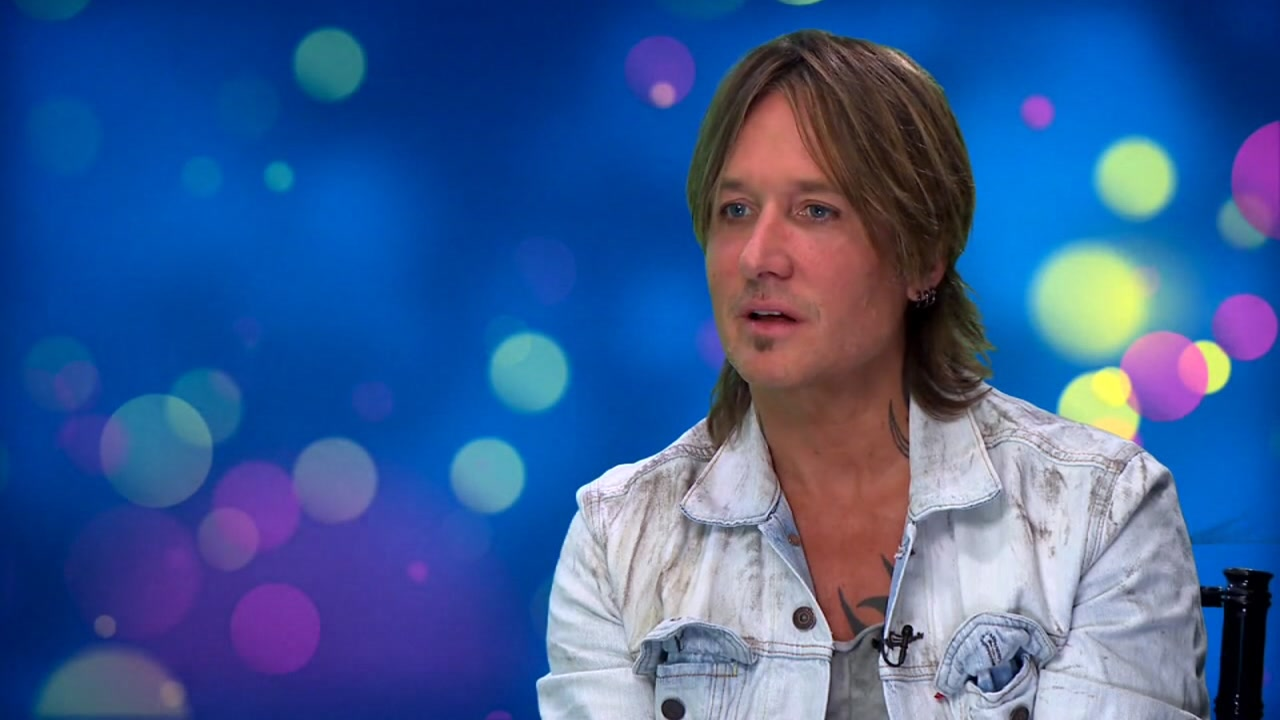 Keith Urban is seen in this undated image.