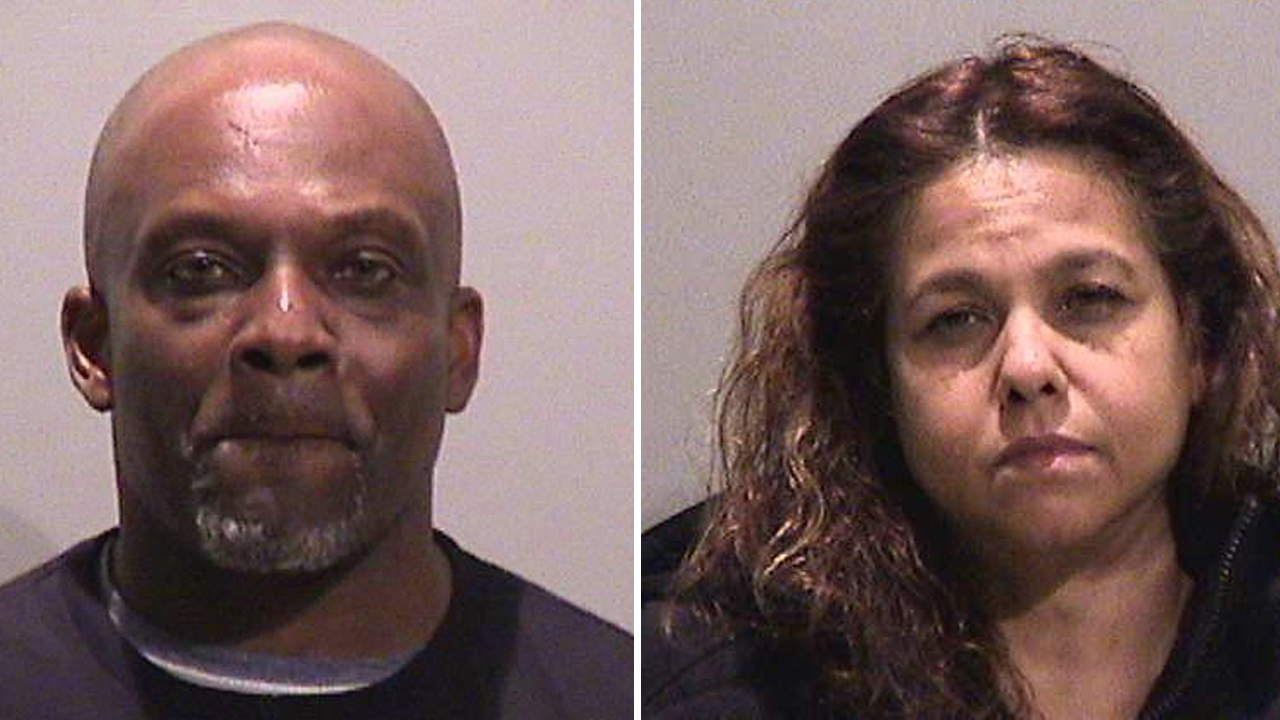 46-year-old Marvel Salvant and 50-year-old Maria Moore who are accused as taking part in a murder-for-hire scheme that left a prominent Bay Area chef dead.