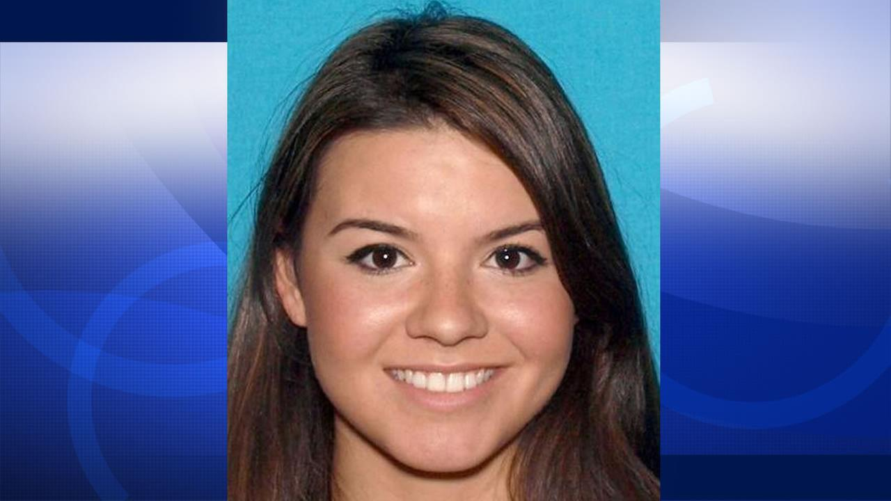 This undated image shows Livermore, Calif. resident Moriah Gonzales. The 20-year-old was arrested on February 19, 2016 in connection with a child abuse case.