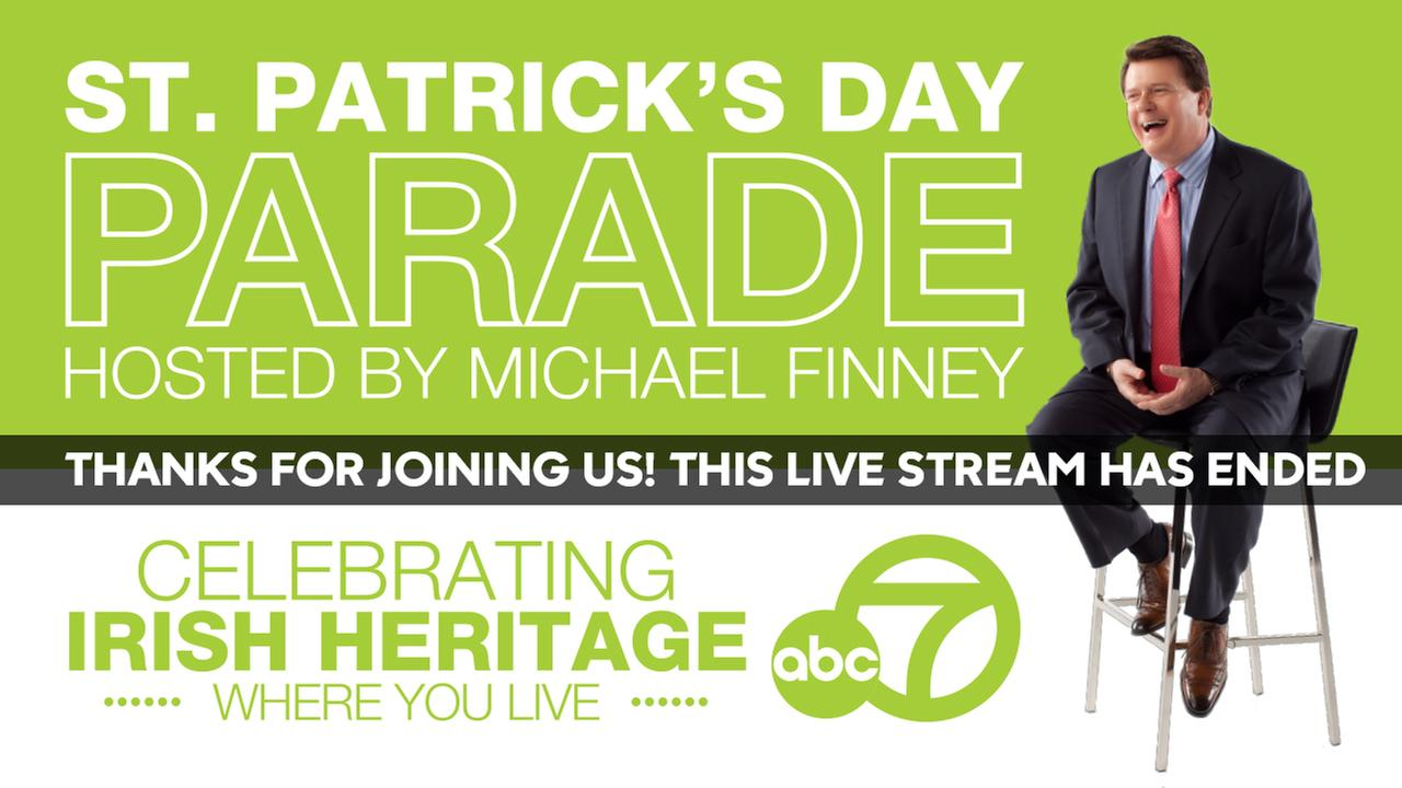 San Francisco's St. Patrick's Day Parade on ABC7
