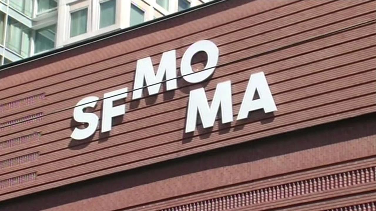 FILE -- The San Francisco Museum of Modern Art