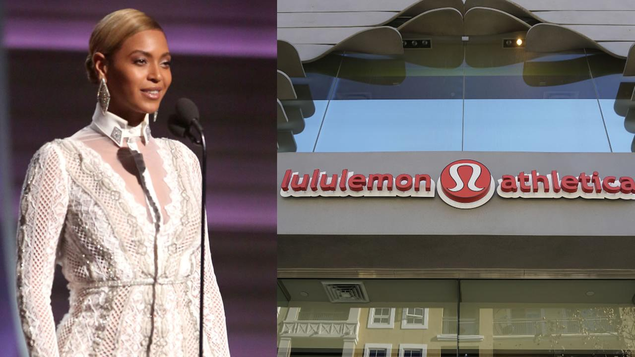 A comment by athletic brand Lululemon sparked some snarky comments from Beyonce fans.