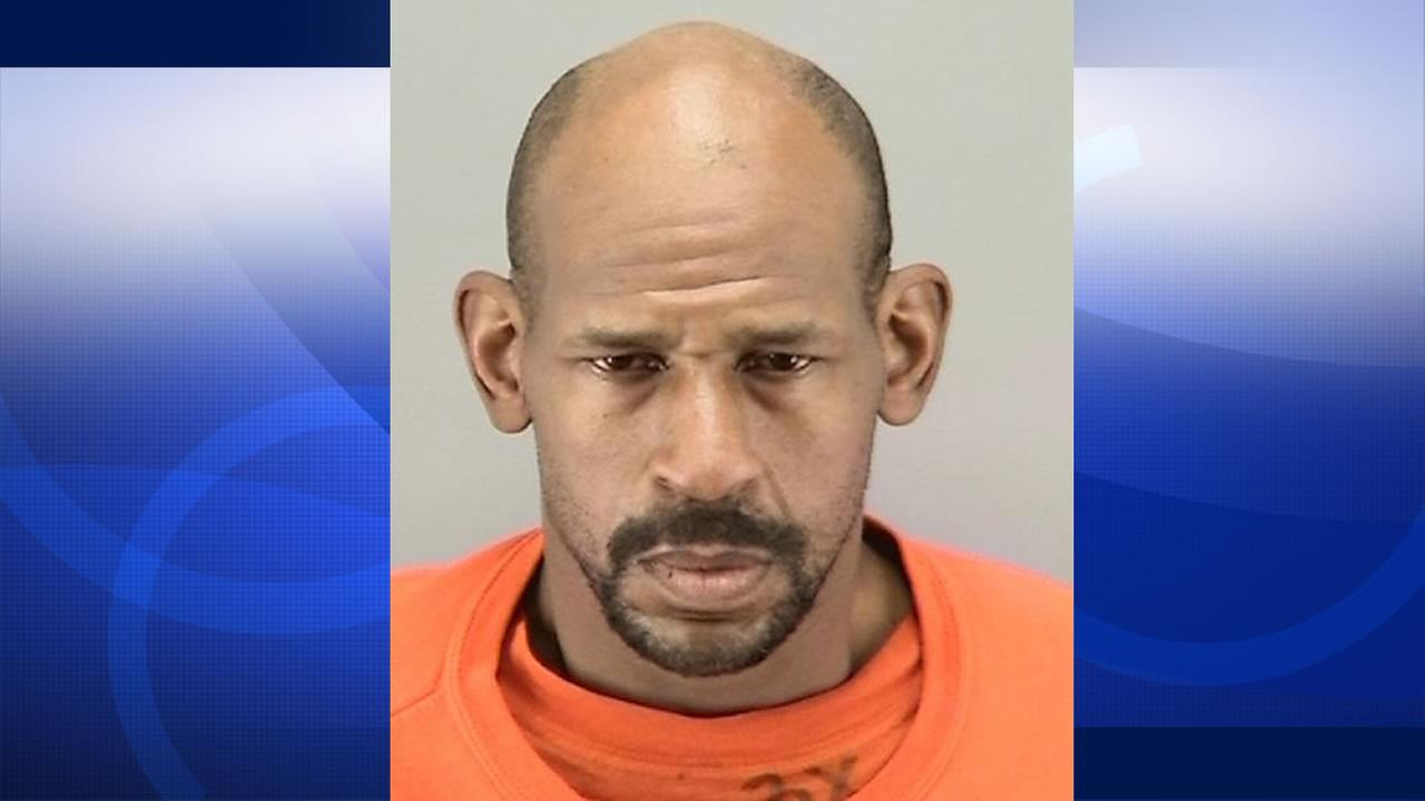 San Francisco police arrested 35-year-old Jacques Manns in the burglary of a Make-A-Wish office on Wednesday, April 6, 2016.