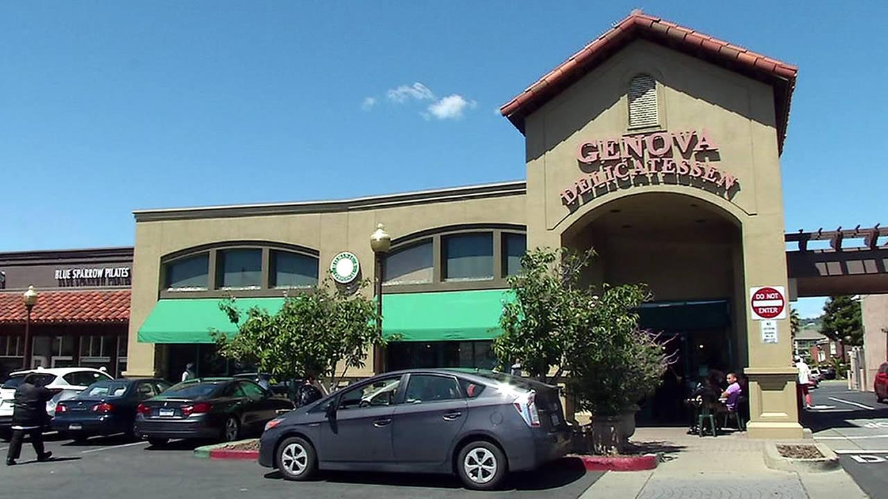Genova Delicatessen in Oakland, Calif. is seen on Monday, April 25, 2016.