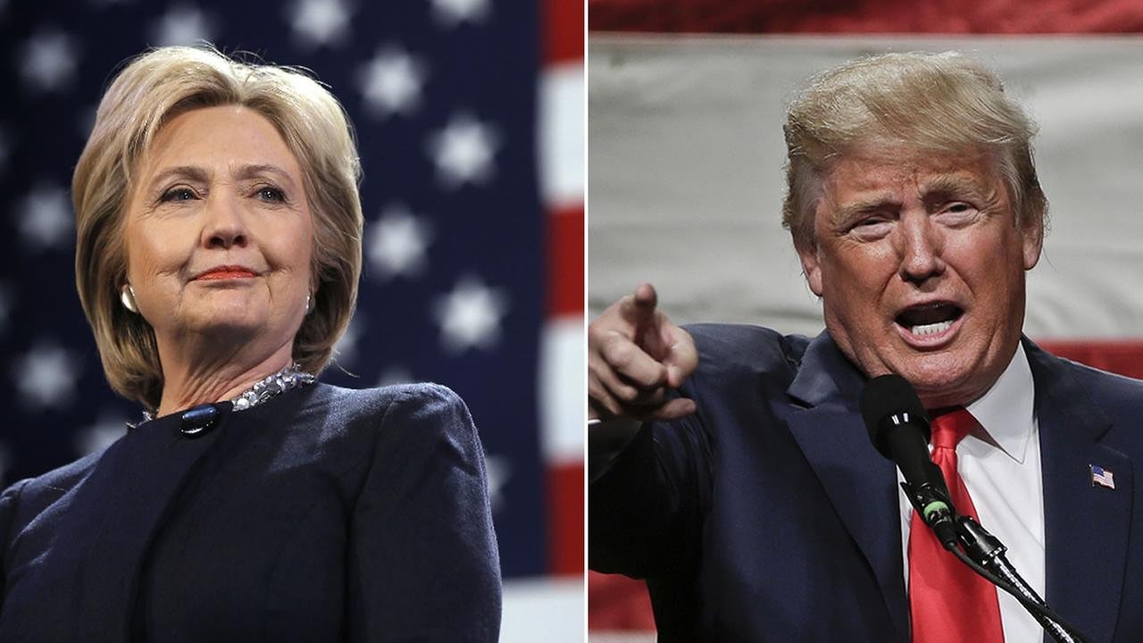 Donald Trump and Hillary Clinton are all but certain to face off in the fall campaign for president.