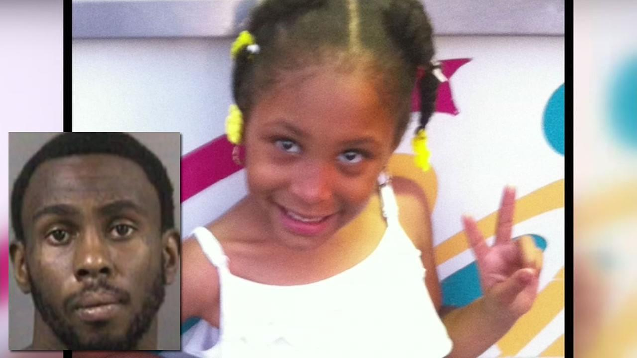 Darnell Williams, 25, was convicted of murdering an 8-year-old girl and 22-year-old Anthony Medearis III in separate incidents seven weeks apart in 2013.
