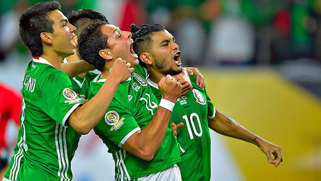 Mexico's draw with Venezuela gives El Tri 1st in Group C