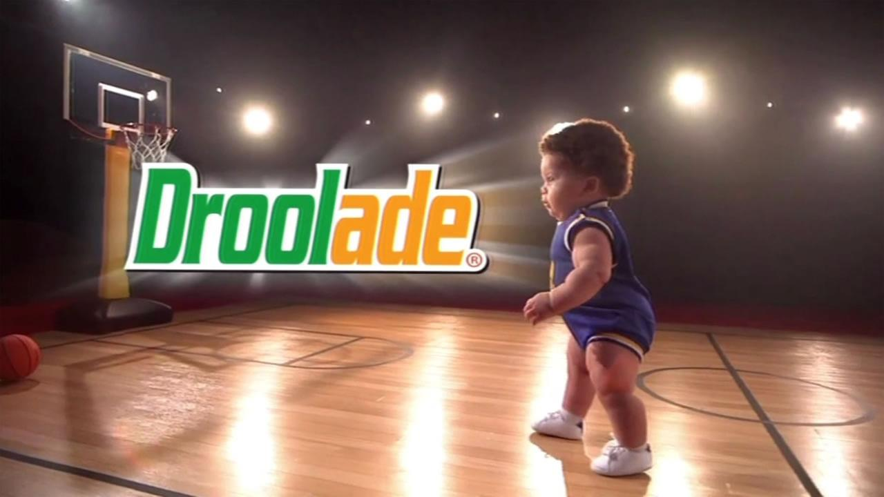 Two of basketballs biggest baby stars have their first endorsement deal, thanks to Jimmy Kimmel.
