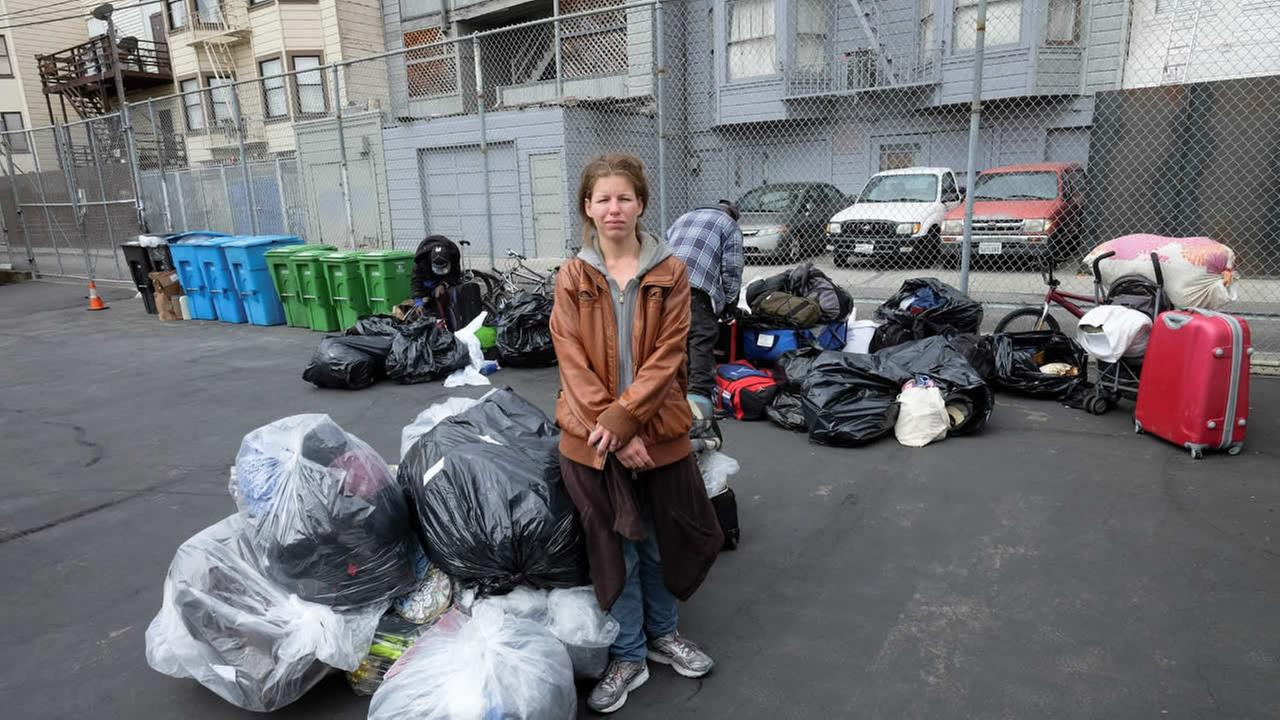 A team from San Franciscos Navigation Center lulled Corry off the streets and helped get her the services she needed.