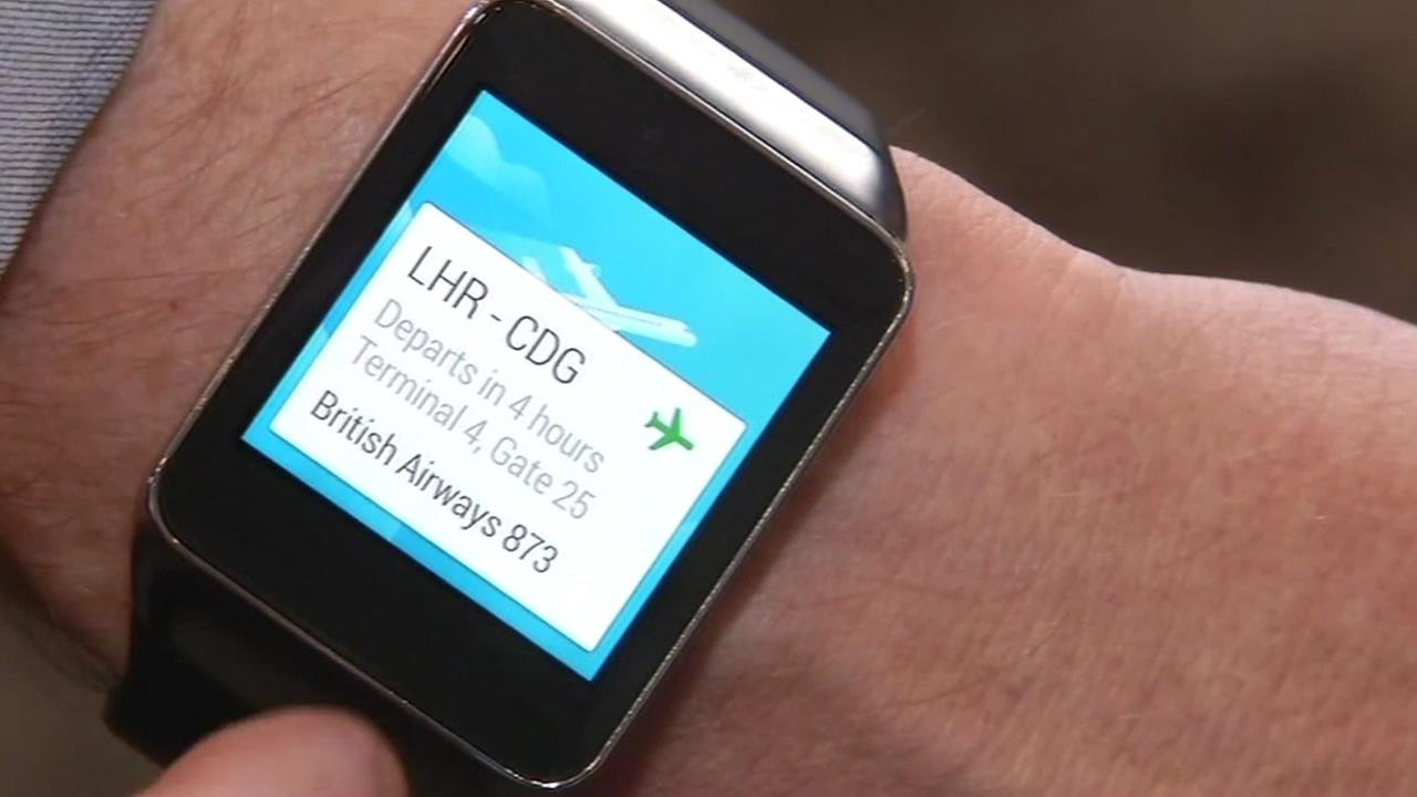 Android Wear.