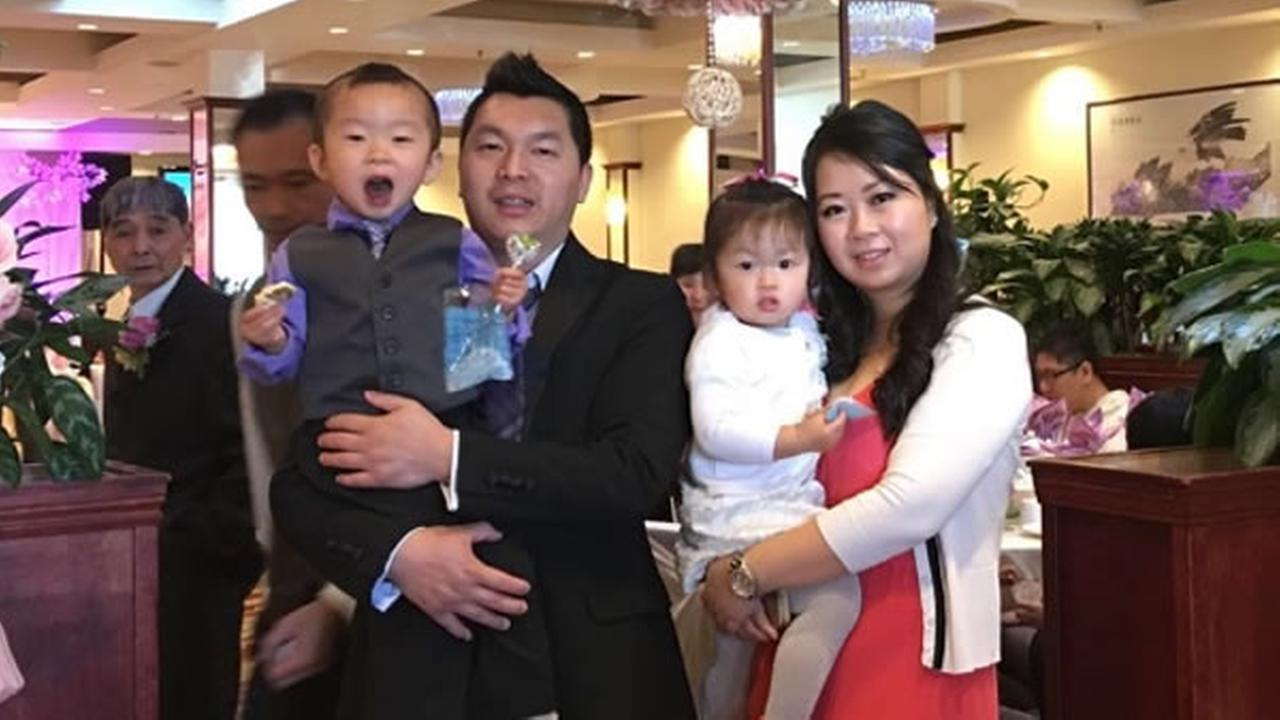 San Francisco resident Aaron Ngs wife and two children were tragically killed in a fiery crash on I-5 near Los Angeles on Tuesday, June 28, 2016.
