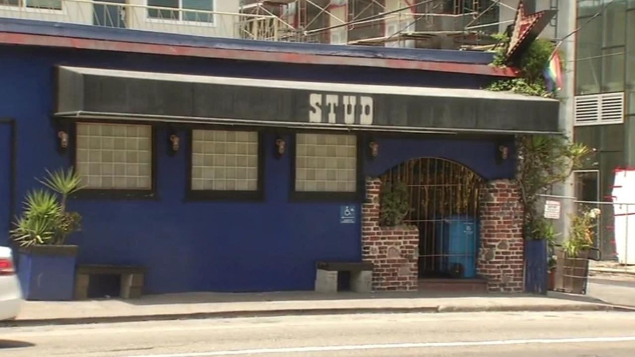 The Stud Bar in San Francisco, Monday, July 4, 2016.