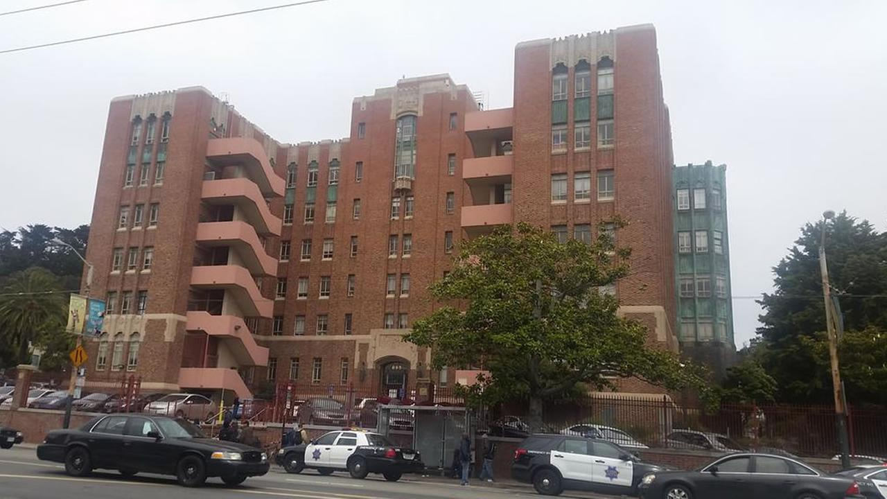 Police are investigating an active situation at San Francisco General Hospital on Thursday, July 7, 2016.