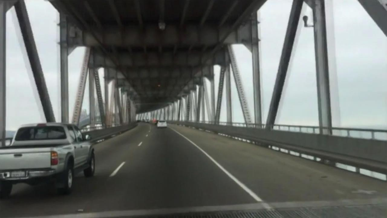 The third lane on the Richmond-San Rafael Bridge that seemed like a distant dream is finally becoming a reality.