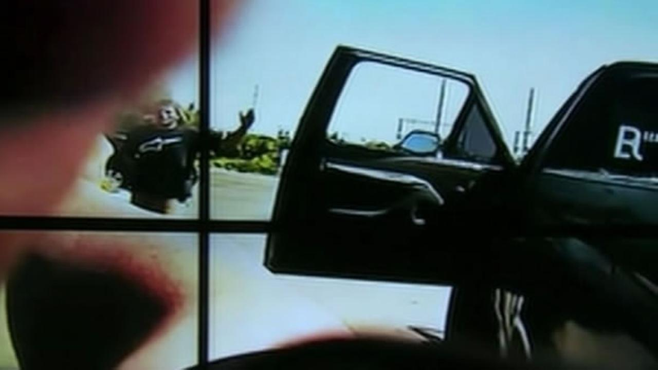 Fresno police released body-cam footage of the fatal shooting of 19-year-old Dylan Noble.