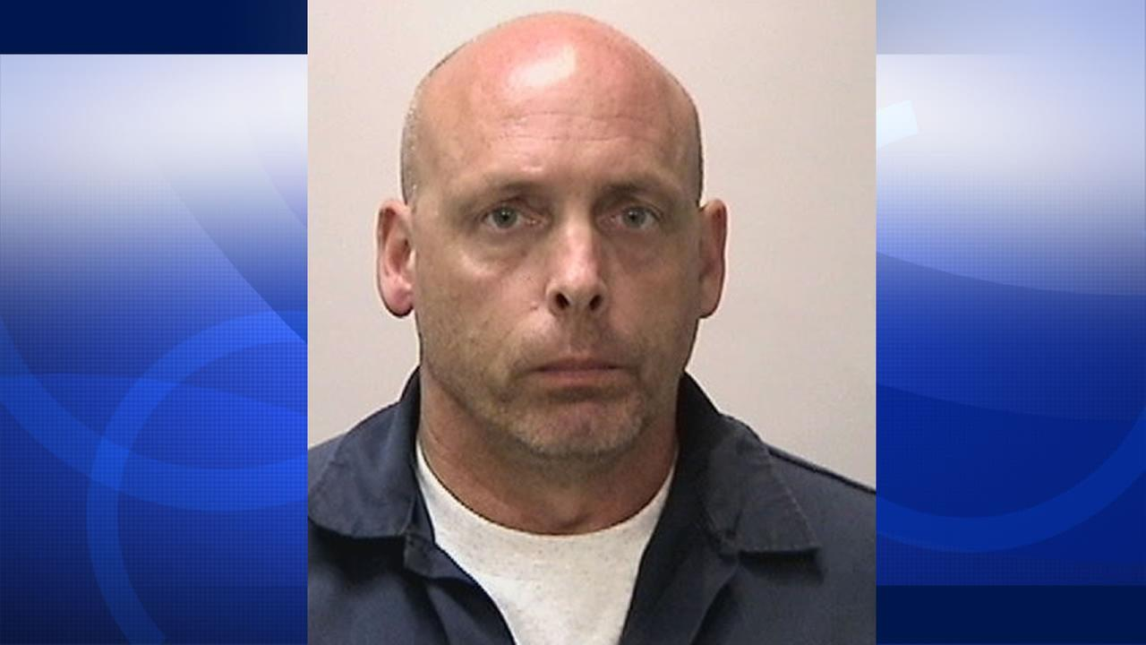 Thomas Abrahamsen, 50, a Berkeley resident, surrendered himself and was booked at San Francisco County Jail.