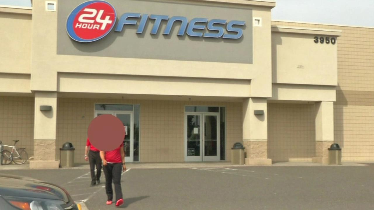 FILE -- 24 Hour Fitness facility